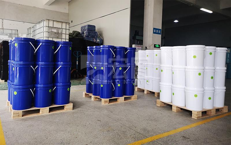AB液体硅胶包装