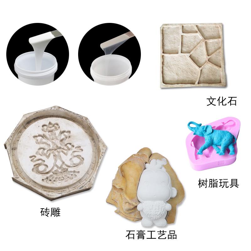 缩合型模具硅胶应用