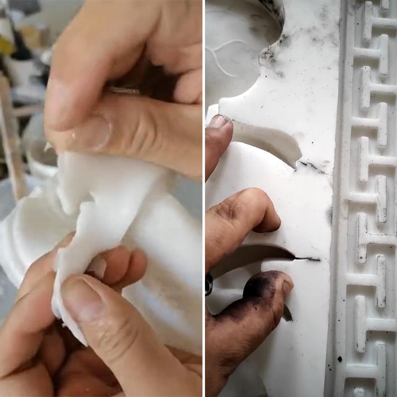 模具硅橡胶易脆现象