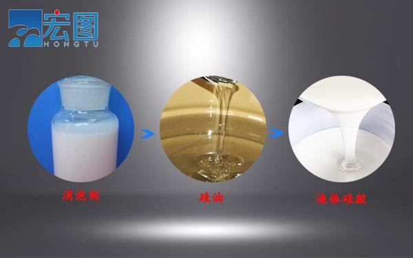 無真空(kong)機下減少模具(ju) 膠(jiao)氣泡方法